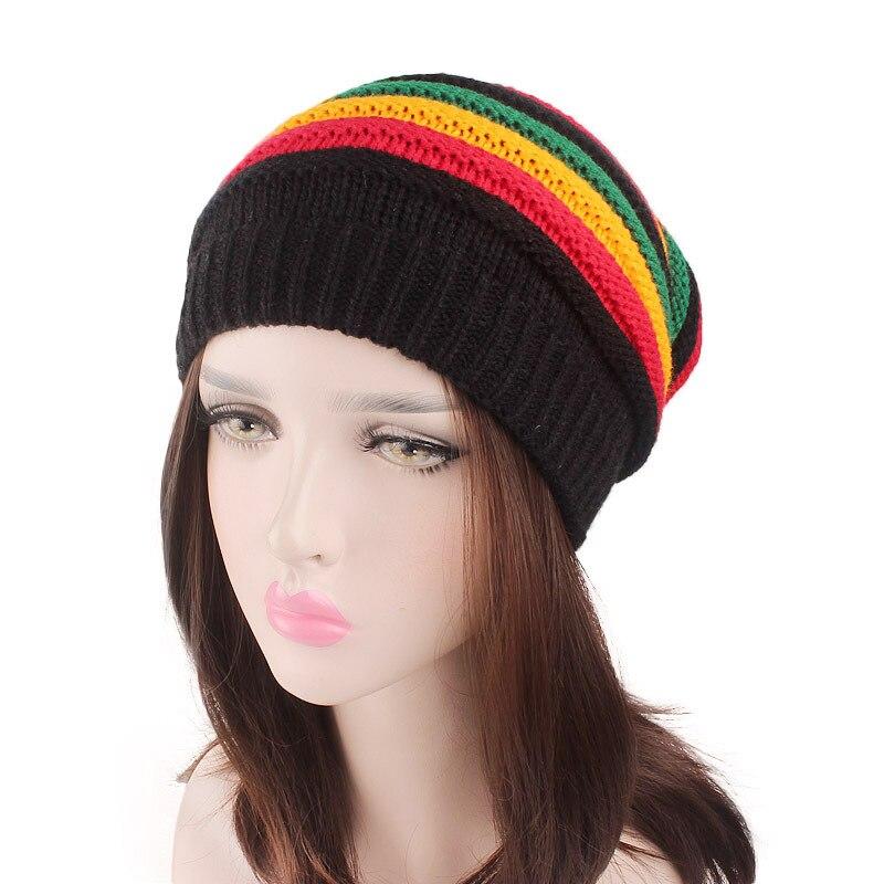 Женская шапка, шапка в полоску, вязаная шапка с помпоном, Шапка-бини для девочек, шапка-шарф, Шапка-бини, шапка-Балаклава, женская шапка-маска,...