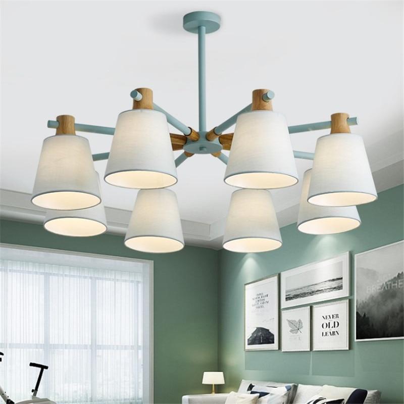 New led chandelier