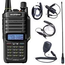 Baofeng UV-9R Plus Waterproof IP68 walkie talkie 8800mAh Portable 10km Long Range UV-9R 10W powerful Ham Radio Walkie Talkie