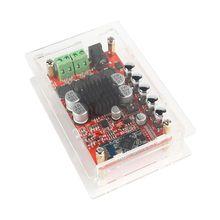 TDA7492P ОКС 50Wx2 Bluetooth4.0 ресивер цифровой усилитель доска акриловый чехол E65A