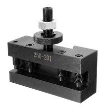 Bxa Herramienta de torno de cambio rápido, soporte de torneado de poste CNC de 10 15 pulgadas, 250 201, soporte para tornos, herramienta para industrial