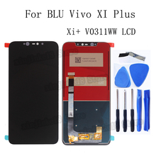 6.2 new high quality For BLU Vivo XI Plus V0311WW LCD Display Touch Screen Digitizer Assembly for Blu Xi +  Repair parts