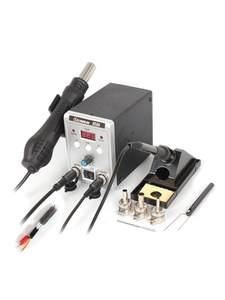 Soldering-Station Welding-Repair-Tools-Kit Hot-Air 8586 2in1 Electric