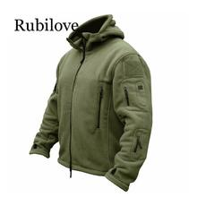 Rubilove 2019 New Military Tactical Outdoor Soft Shell Fleece Jacket Men Army Sportswear Thermal Hunt Hiking Sport Hoodie Jacket обои виниловые andrea rossi vulcano 1 06х10м 54118 7