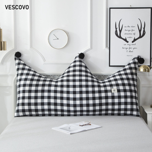 Image 1 - VESCOVO children room twin queen long pillow soft cushion big backrest pillow 180cm