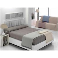 ADP Home Plaid/multi Zweck Bettdecke Zickzack Ideal für Bett oder Sofa-in Tagesdecke aus Heim und Garten bei