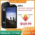 Oukitel WP2 NFC IP68 4G смартфон 4 Гб 64 Гб 6,0