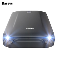 Baseus Car Jump Starter Power Bank Portable Car Battery Booster Pack 8000mAh Powerbank Jumper Start 12V Auto Car Starting Device