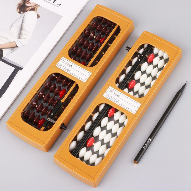 gaixample.org Haptian Portable Japanese 13 Digits Column Abacus ...