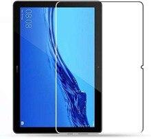 Для Huawei Mediapad T5 10 10,1 дюймов AGS2-W09/L09/L03/W19-с уровнем твердости 9H Премиум Защитная пленка для экранов планшетов из закаленного стекла Защитная эк...