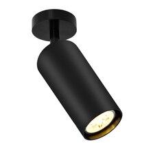 Artpad Luxtre Golden Black Ceiling Spot Light Adjustable 5W E27 Bulb Include Living Room Bar Kitchen Bedside Led Ceiling Lamp