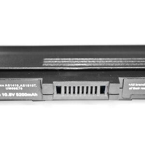 Image 5 - 6600MAh bateria Do Portátil para Acer Aspire One 521 752 752H Para Timeline 181 AS1410 1410 1410T 1810T 1810TZ UM09E31 UMO9E75 UMO9E78