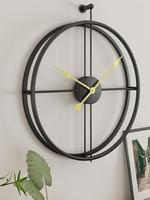3D Metal Wall Clock Large Silent Modern Design Clocks For Home Decor Office European Style Hanging Wall Watch Clocks Decor Gifts