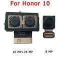 Оригинальная фронтальная и задняя камера для Huawei Honor 10 Honor10 основной фронтальный модуль камеры Flex запасные части