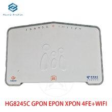 ONU GPON EPON XPON 4FE + WIFI , ONT,GPON ONU et APC, produits doccasion, Terminal de réseau optique, 7 pièces/lot