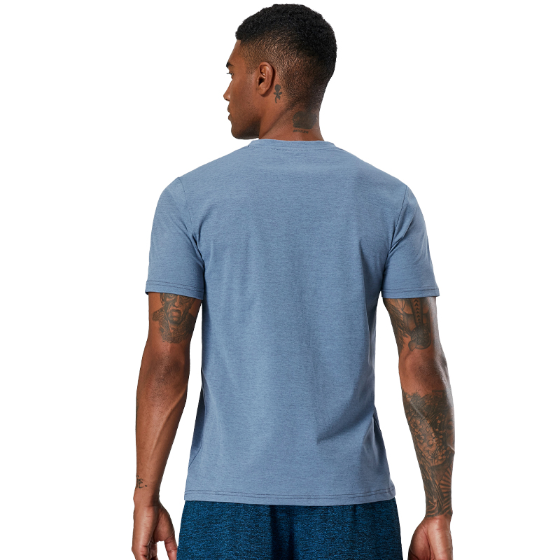 Breathable Sports T-Shirt for Men Mens Clothing Tops & T-shirts| The Athleisure