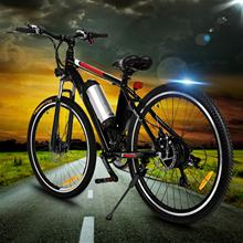 Powerful Electric Bike Mountain bike 26 Inch 250W EBike 21 Speed Electric Car City Road Electric Mou