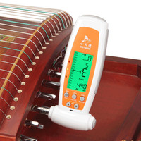 Cherub Tuner with Spanner WST 600B Auto Manual Tuning Tone LCD Display Musical Stringed Instruments Parts Special for guzheng