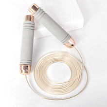 Combo Crossfit Jump Rope Exercise Equipment Skipping Sports Fitness For Home Gym Outdoor Speed Training Feet Exerciser