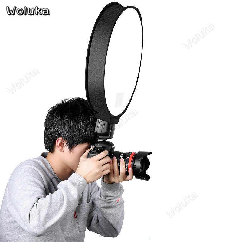 נייד 30cm רך כיסוי צילום softbox לצילום סטודיו למעלה פלאש Softbox CD50 T10A
