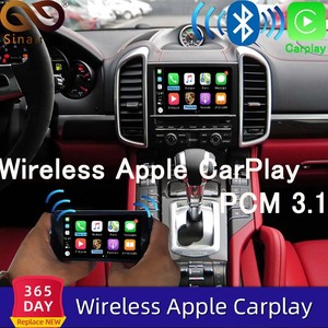 Image 1 - Sinairyu OEM Wireless Apple CarPlay for Porsche PCM 3.1 2010 2016 Cayenne Macan Cayman Boxster 911 Android Auto Mirror Car play