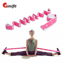 Elastic-Band-Tape Fitness Dance Pilates Exercise Gym Yoga Latin Gimifit for Polyester