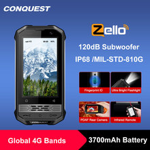 CONQUEST F2 Luxury Mini IP68 Rugged Smartphone 2020 Mobile Phone NFC  Global Version Little F2 Android Smart Phone Movil