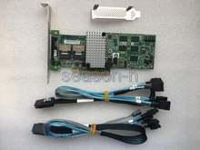 Lsi00202 megaraid sas 9260 8i raid контроллер + 7 штырьковые