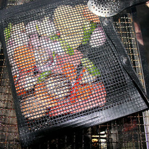 New Hot Non-Stick Mesh Grillin