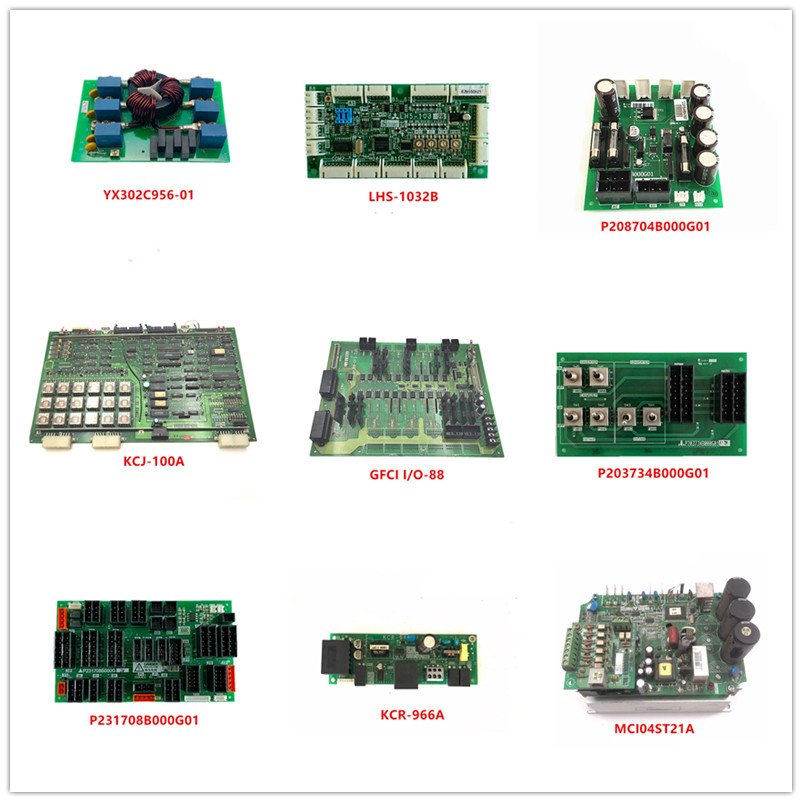YX302C956-01| LHS-1032B| P208704B000G01| KCJ-100A| GFCI I/O-88| P203734B000G01| P231708B000G01| KCR-966A| MCI04ST21A Used