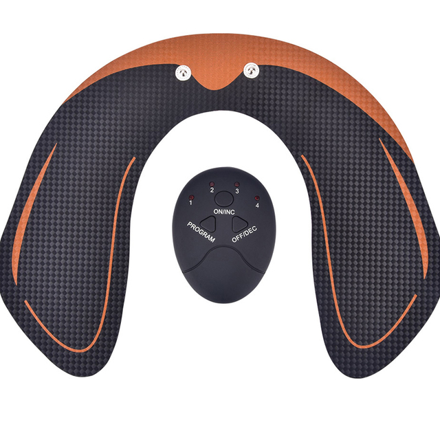 EMS Hips Trainer Muscle Hip Stimulator Butt Helps To Lift Shape and Firm Buttock Breech Electronic Remote Control Rechargeable 3