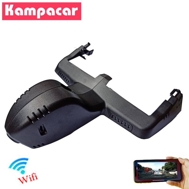 Kampacar Novatek 96658 Wifi Car Dvrs <font><b>Dash</b></font> <font><b>Cam</b></font> Camera For BMW X4 xDrive25i xDrive30i M40i G02 F26 <font><b>2019</b></font> Auto Car DVR <font><b>Dash</b></font> Cameras image