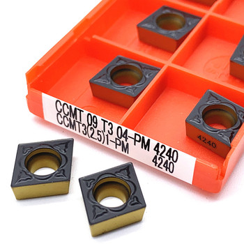 CCMT09T304 PM 4225  Internal Turning Tools ccmt 3(2.5)1 pm Carbide insert High quality Lathe cutter Tool Tokarnyy turning insert