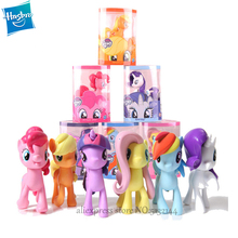 Hasbro My Little Pony Toys is Magic  Dash Pinkie Pie Lyra Heartstring Rarity PVC Action Figure Collectible Model Doll TOY