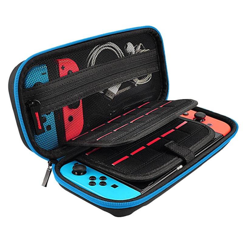 Новый портативный жесткий чехол для Nintendo Switch Nintendo s Switch консоли, прочный Чехол Nitendo для NS Nintendo Switch, аксессуары