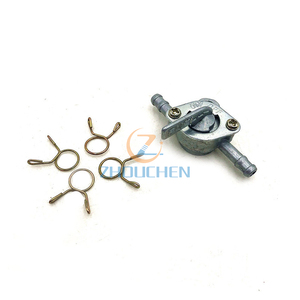Motorcycle Parts High Quality Inline Petrol Fuel Tap ON/OFF Switch 50cc 110cc 125cc Pit Dirt Bike(China)
