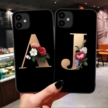 Custom Letter Case for iPhone SE (2020) 1