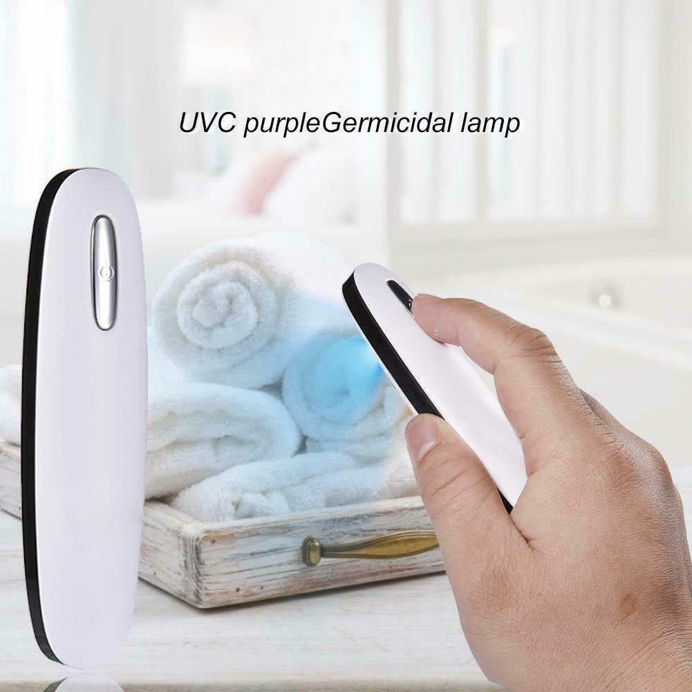 10w Home Office Travel Ultraviolet Portable Disinfection Lamp