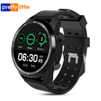 Kc03 Smart Watch Men 4G IP67 Waterproof Smartwatch Android Wifi GPS 1GB+16GB Watch Support Google Play Whatsapp Facebook Youtube
