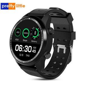 Kc03 inteligentny zegarek mężczyźni 4G IP67 wodoodporny Smartwatch Android Wifi GPS 1GB + 16GB zegarek wsparcie Google Play Whatsapp Facebook Youtube