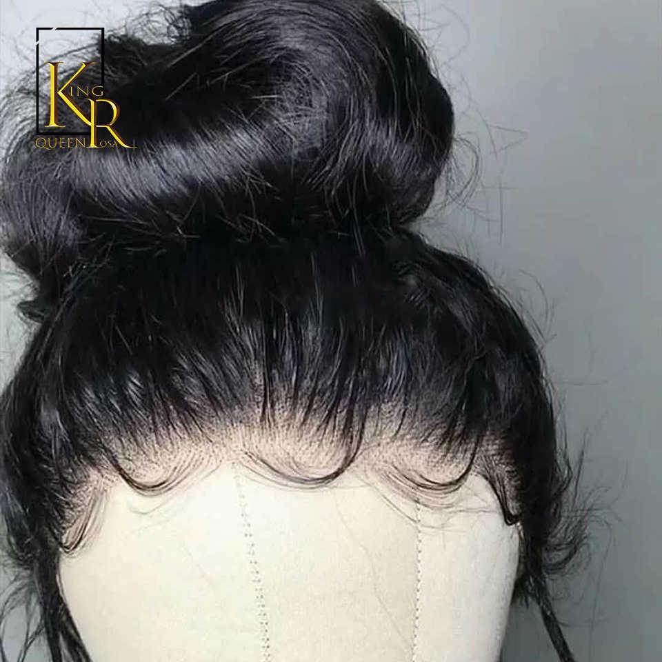 360 парик на кружевном фронте, бразильский Реми, прямые парики, 360, полностью кружевные передние человеческие волосы, парики для черных женщин, предварительно выщипанные с детскими волосами