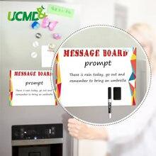 Стираемая Магнитная фотобумага a4 доска для сообщений кухонный