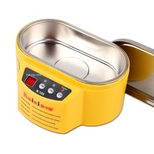 Dual-frequency digital ultrasonic glasses washing machine cl
