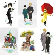 Stand-Figure Reigen Arataka Cosplay-Prop Acrylic Anime Japan Saiko Cartoon 1pc Collectible