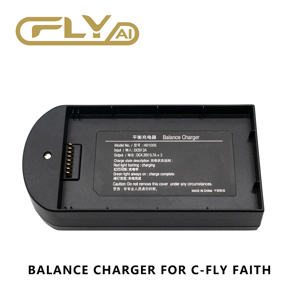 Battery Charger Balance Charger For CFLY Faith Drone Accessories Kits For C-FLY Faith 4K Quadcopter