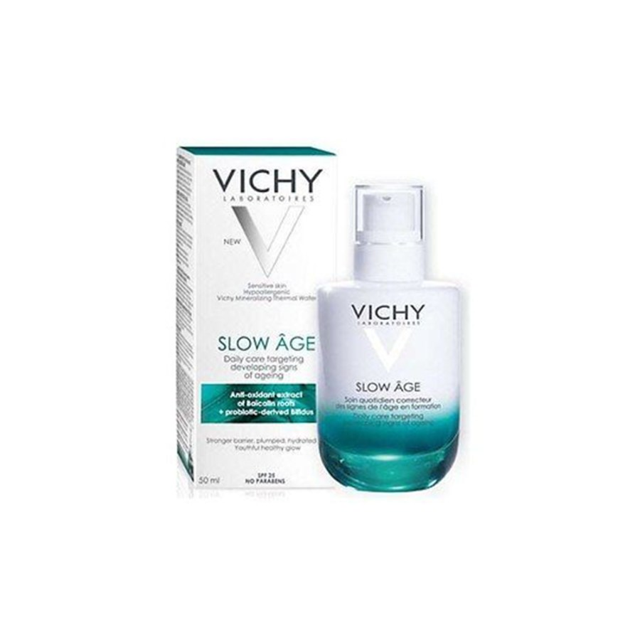 Vichy For Normal And Combination Skin Anti-Aging Cream-Age Daily Correction Spf 25 50 Ml