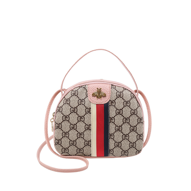 Small Bee Bag 2019 Cross Border Supply Of Goods Foreign Trade WOMEN'S Bag Simple Portable Shoulder Bag Factory Wholesale