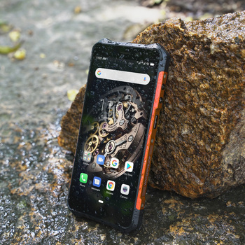 Купить Смартфон Ulefone Armor X5, Android 10, Восьмиядерный процессор MT6762, Ip68, прочный 4G LTE мобильный телефон, водонепроницаемый сотовый телефон, 3 ГБ 32 ГБ, nfc
