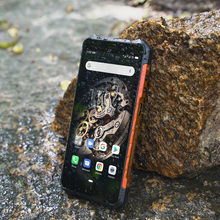 Ulefone armadura x5 smartphone android 10 mt6762 octa núcleo ip68 áspero 4g lte telefone celular impermeável 3gb 32gb nfc