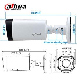 Image 4 - Dahua 4MP ip камера с ночной пулей DH IPC HFW4431R Z Zoom 2,7 12 мм Моторизованный объектив VF IR 80M PoE сетевая камера безопасности WDR 3DNR